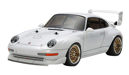 Tamiya 300084399 1:10 RC Porsche 911GT2 Club Sport TA02SW*