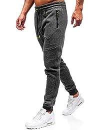 BOLF Pantaloni – Sportivi – Joggers - Stile Casual – da Uomo Mix 6F6