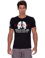RIVALDI - T-shirt - Midoni Noir - Noir