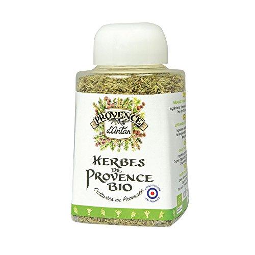 Provence D\'Antan (BIO/AB) - Bio-Kräuter aus der Provence Nachfüllpackung (Herbes de Provence Bio) 100 GR (netto)