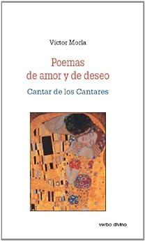 Poemas de amor y de deseo. Cantar de los Cantares (Estudios Bíblicos) de [Asensio, Víctor Morla]