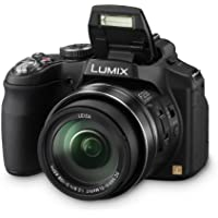 "Panasonic Lumix DMC-FZ200EG9 - Cámara compacta de 12.1 Mp (pantalla de 3"", zoom óptico 24x, estabilizador de imagen óptico), negro"