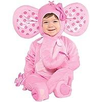 Amscan disfraz bebé elefante