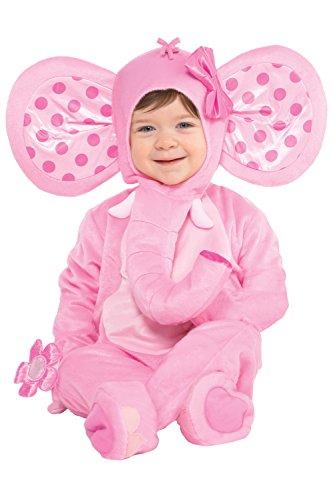 Imagen de bebé elefante sweetie disfraz