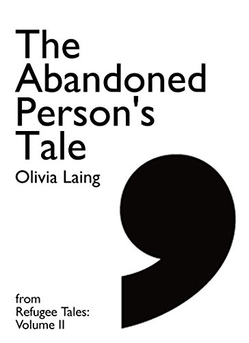 The Abandoned Person's Tale (Comma Singles) (English Edition)