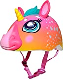 Raskullz Kids' C-Preme Super Rainbow Corn Helmet Pink, One Size