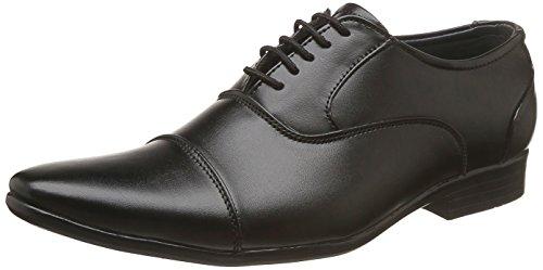 Centrino Men's Black Formal Shoes - 7 UK/India (41 EU)(9338-003)
