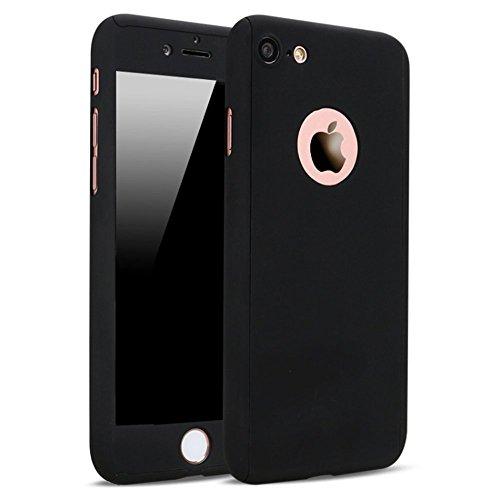 Vanki® iPhone 7 plus Custodia, Ottimizzata Ultra sottile Metà struttura Circondata cassa durevole PC del phone case/cover/custodia für iphone 7 plus(5,5 pollici) 1