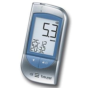 Beurer Blutzuckermessgerät GL 34 mg/dL