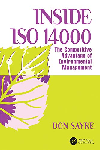 INSDE ISO 14000: The Competitive Advantage of Environmental Management (English Edition)