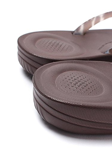 Fitflop™ Iqushion Ergonomic Flip Flops Brown