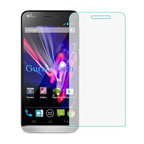 5 x Guran® Bildschirmschutzfolie für Wiko Wax Smartphone Klar Anti-Kratzer Bildschirm schutz folie Screen Protector