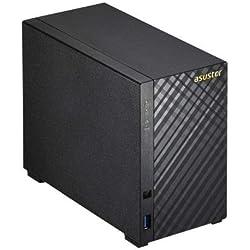 ASUSTOR AS3102T V2 2-Bay Dual Core NAS Drive