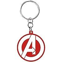ABYstyle abykey174Marvel Llavero PVC Avengers Logo