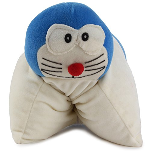 Funny Teddy Baby Cushion/ Pillow For Kids With Character (DORAMaAN)