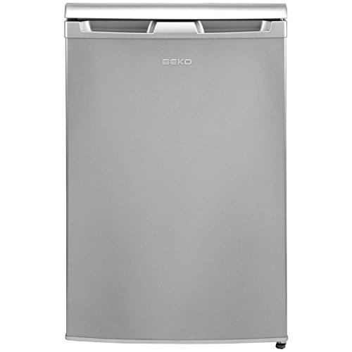 Beko UL584APS A+ 130 Litres Auto Defrost Under Counter Fridge in Silver Best Price and Cheapest