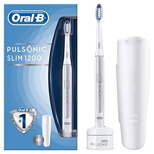 Oral-B Pulsonic Slim 1200 elektrische Schallzahnbürste, 1er Pack