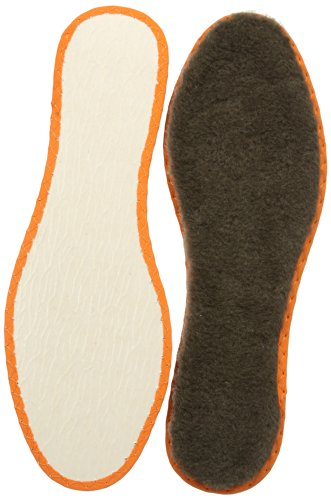 Woly Thermo Fit - Plantillas, color Beige/Silber 0, talla 40
