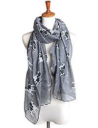 363d88d64776 Amazon.fr   QLFA - Etoles   Echarpes et foulards   Vêtements