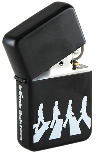 beatles-lighter-abbey-road-matt-black-lighter