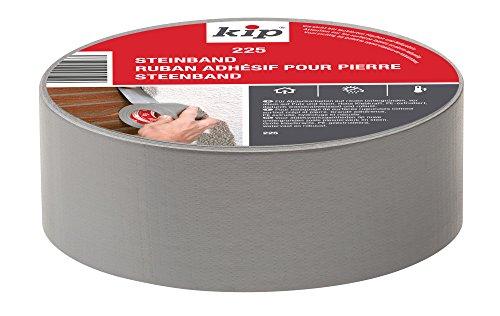 Kip 221648 Steinband 225-47, 48 mm x 50 m, Silber