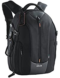 Vanguard UP-Rise II 46 Daypack with Expanding Capacity for DSLR Camera - Black