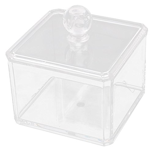 sourcingmap Acryl Baumwolle Lippenstift Kosmetisch Lagerung Halter Schmuck Box Organizer DE de