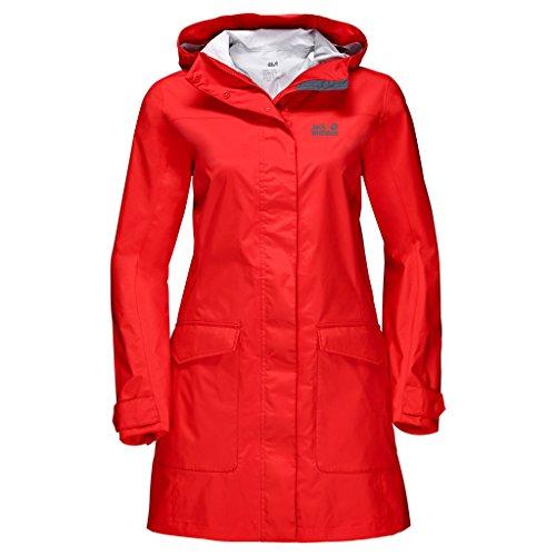 Jack Wolfskin Crosstown - Veste - bleu 2017 veste polaire Rot