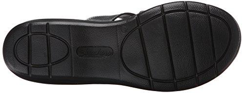 Skechers passagers Robe Sandal Pewter/Black