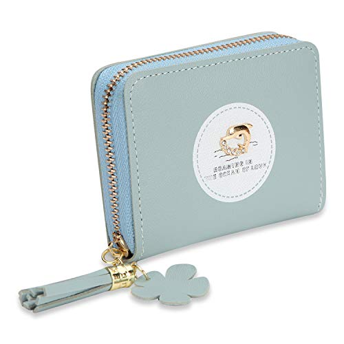 Buy NFI essentials Fashion PU Leather Women's Mini Wallet Clutch Purse Card Holder online in India at discounted price