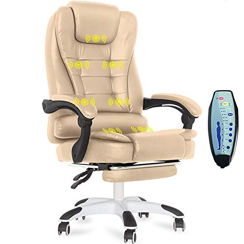 Stuhl bürostuhl zu Hause liegend Chef sessellift drehstuhl Massage fußstütze mittagspause sitz-9-B ()
