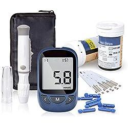 Medidores de prueba de diabetes sin pinchazos dolorosos