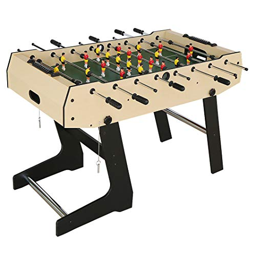 Timberlion 4ft Foldable Foosball...