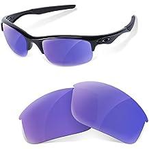 Sunglasses Restorer Lentes de Racambio Polarizadas para Oakley Bottle  Rocket Morado a1fa86acf3