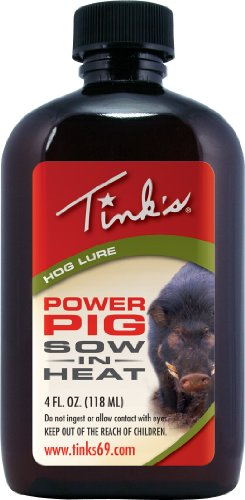 Tink 's Power Pig sow-in-heat atrractant (115g) Test