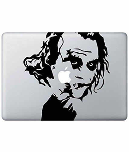 Macmerise Licensed DC Comics Joker Decal for Macbook 13