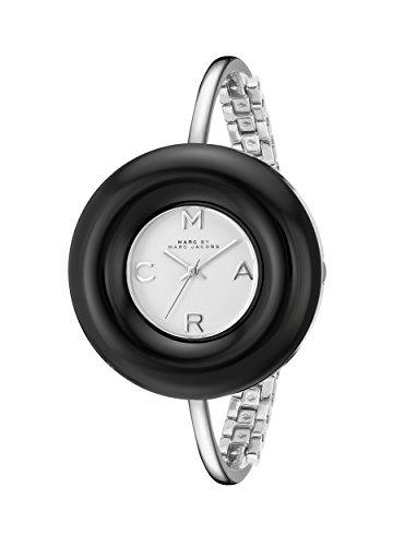 Marc Jacobs Orologio 40mm argento ëdelstahl Armband & portacomputer Donna MBM3397