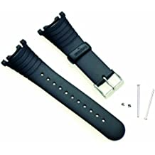 Suunto SS018651000 Watch Strap and Accessories for Vector Models R/Black Military by Suunto