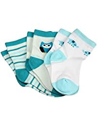 Socken grau grau Generic Baby Jungen 0-24 Monate