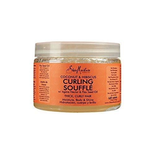 SheaMoisture Coconut and Hibiscus Curling Gel Souffle by Shea Moisture (Gel-souffle)