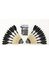 Wagner Automaten - 12 dardos con 30 puntas de Empire Dart