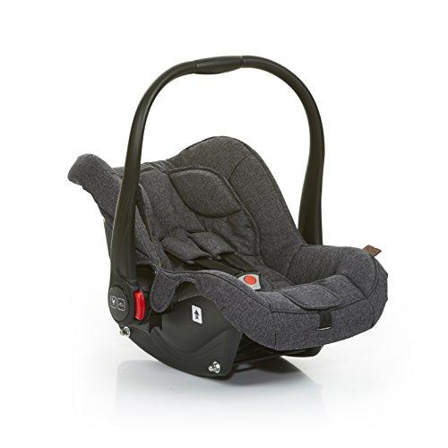 Preisvergleich Produktbild ABC Design 101297702Carseat Hazel Street Kindersitz für Auto, Grau