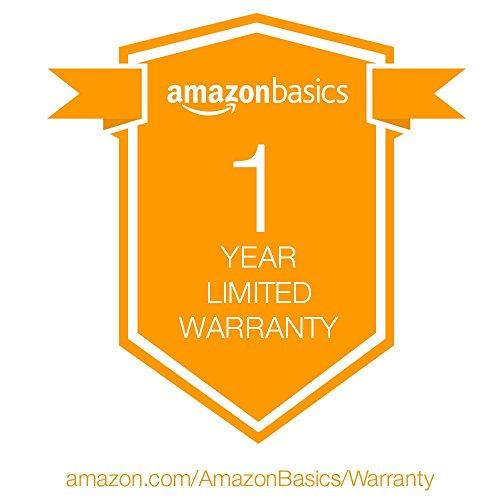 AmazonBasics Ladekabel Lightning auf USB, 0,9m, zertifiziert von Apple, Weiß - 10