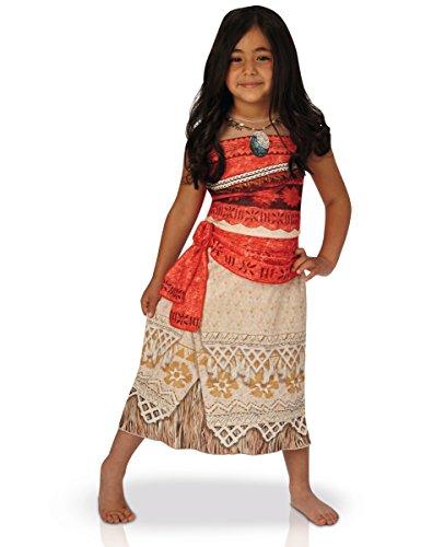 Déguisement enfant classique Vaiana 3 à 4 ans