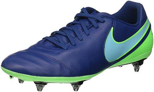 nike-tiempo-genio-ii-leather-sg-scarpe-da-calcio-uomo-blu-coastal-blue-polarized-blue-rage-green-44-