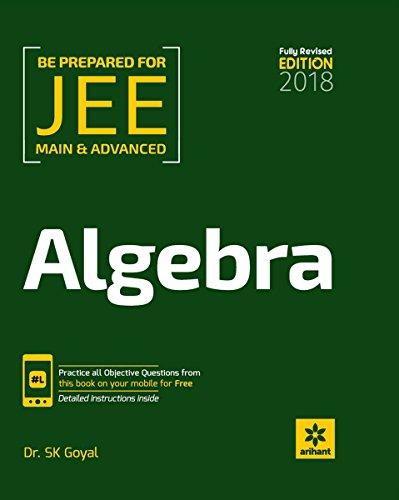 Algebra for JEE Main & Advanced