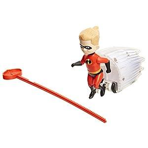 Incredibles 2- Figura con acción,, 6-Inch (JAKKS Pacific UK 74865-PLY)