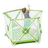 QIANDING Hulan Babyzaun Kinderzaun Kleinkindzaun Kriechende Matte Hause Indoor-Spielplatz hoch 112x75cm (größe : 112x75cm)