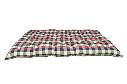 Sleepinns Amena Ae Large Soft Cotton Multicolour Mattress (2 Sleeping...