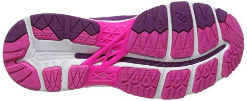 Asics Women's Gel-Kayano 24 Running Shoes, Purple (Prune/Pink Glow/White), 5 UK 38 EU
